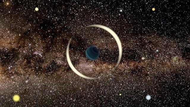 O εξωπλανήτης, που κυκλοφορεί «ξέμπαρκος» στον γαλαξία μας