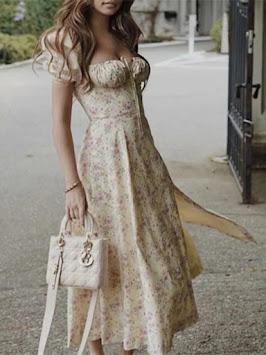 Wholesale7 midi sukienka