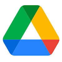 Cloud storage file dari Google