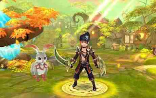 Game MMORPG Android