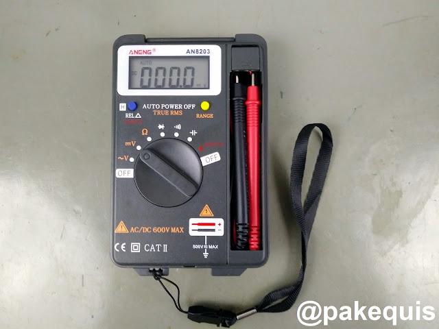 Multimetro Aneng AN8203