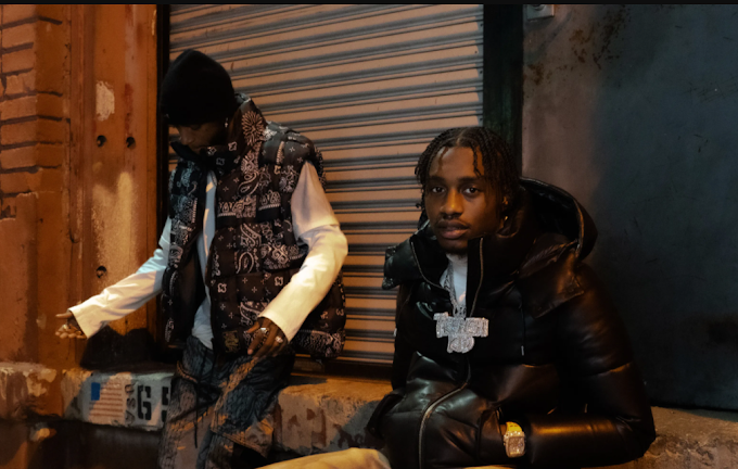 Lil Tjay & 6LACK - Calling My Phone (Lyrics)