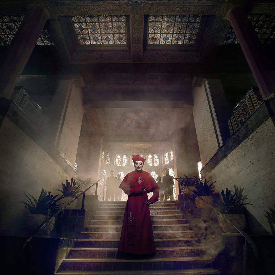 Cardinal Copia Ghost