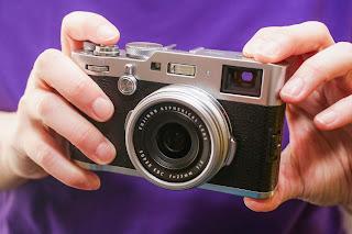 best compact cameras Fujifilm X100F
