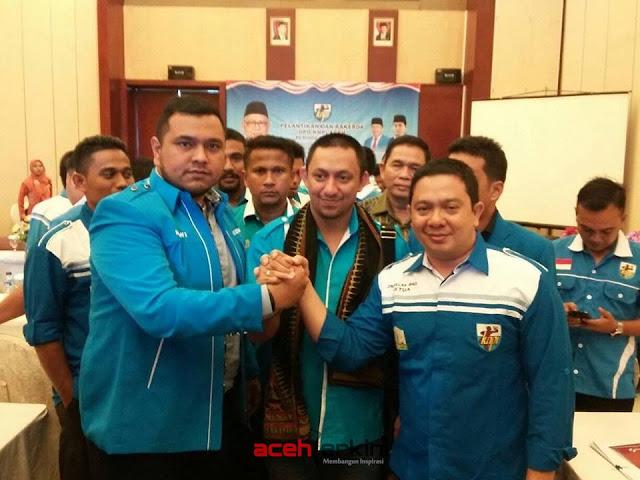 KNPI Aceh Timur Dilantik