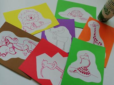 5 SPOSOBÓW NA KARTY OBRAZKOWE (5 ways to use flashcards)