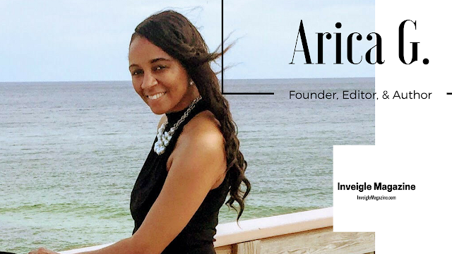 Arica Green, Arica Hart, Inveigle Magazine
