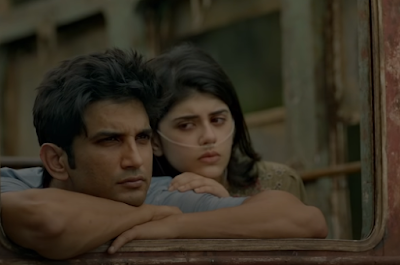 Dil Bechara dialogues, dil bechara best romantic dialogues