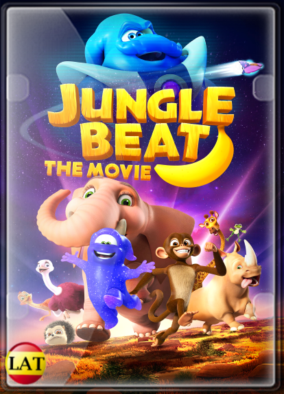 Jungle Beat: The Movie (2020) WEB-DL 1080P LATINO