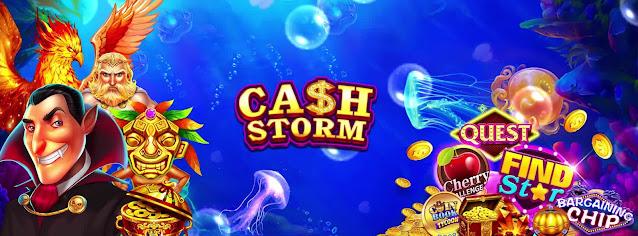 Cash Storm Slots Free Bonus - Daily Freebies