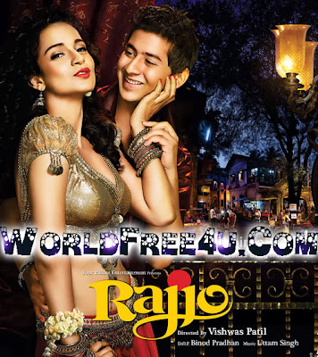Poster Of Bollywood Movie Rajjo (2013) 300MB Compressed Small Size Pc Movie Free Download worldfree4u.com