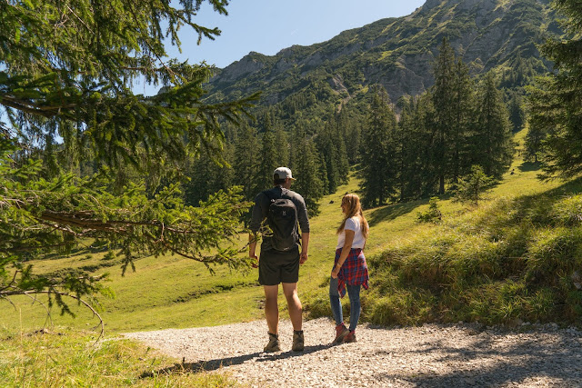 Wandertrilogie Allgäu | Etappe 51 Bad Hindelang-Schattwald/Tannheimer Tal 10