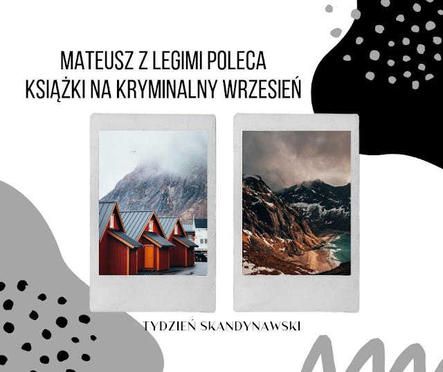 Tydzień skandynawski - Legimi poleca!