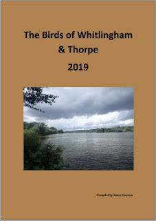 Whitlingham Bird Report 2019