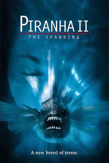 Piranha II: The Spawning 1981 480p 300MB BRRip Dual Audio