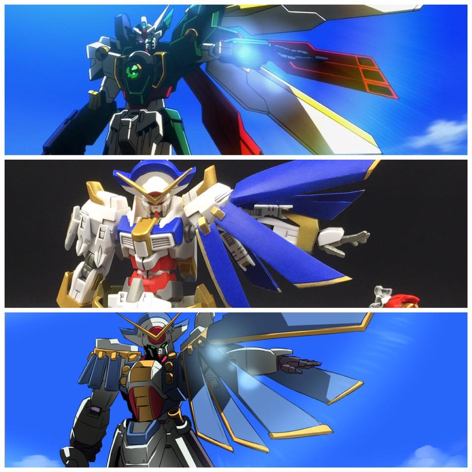 Custom Build: HG 1/144 Neo Gundam Rose