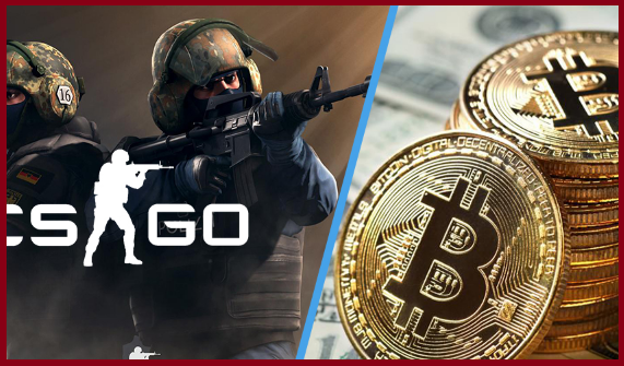 You can now earn bitcoins playing CSGO worldfree4u.site