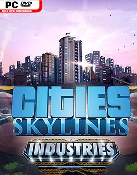 Cities - Skylines - Industries Jogos Torrent Download capa