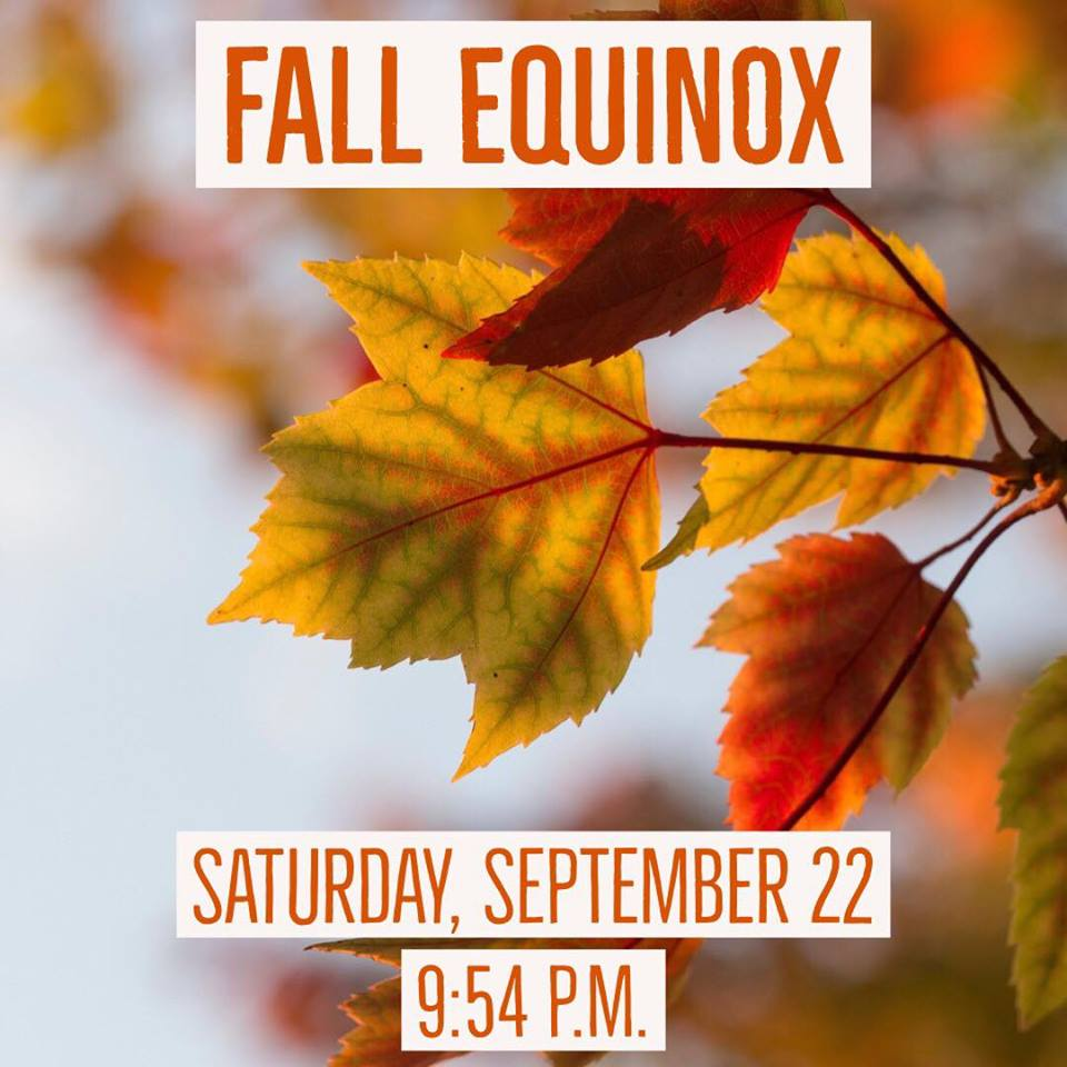 Fall Equinox Wishes For Facebook