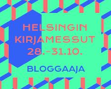 Helsingin kirjamessut 2021