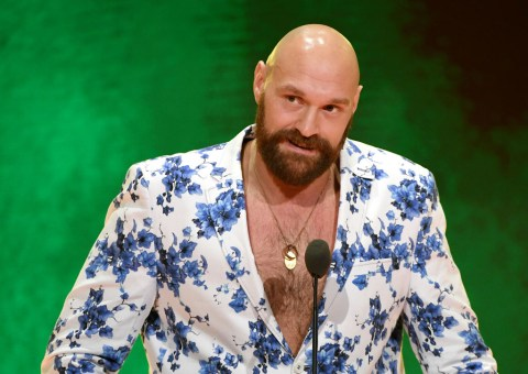 Tyson Fury WBC Heavyweight Champion