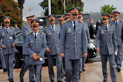 حركة استثنائية لكبار ضباط الدرك الملكي بالمغرب