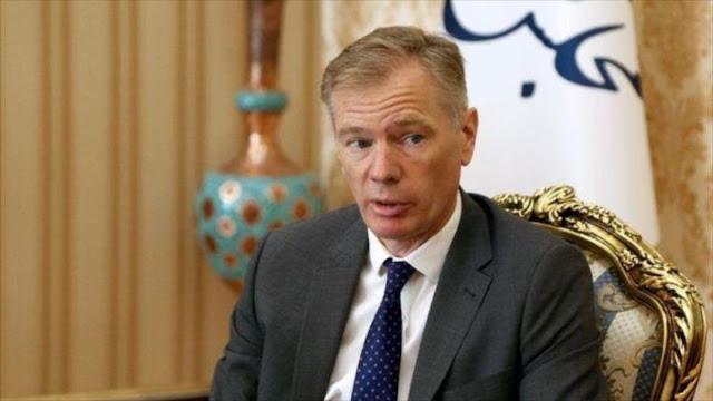 Irán cita a embajador británico por asistir a protestas ilegales