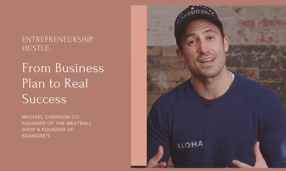 Michael Chernow Skillshare Class from business plan to success