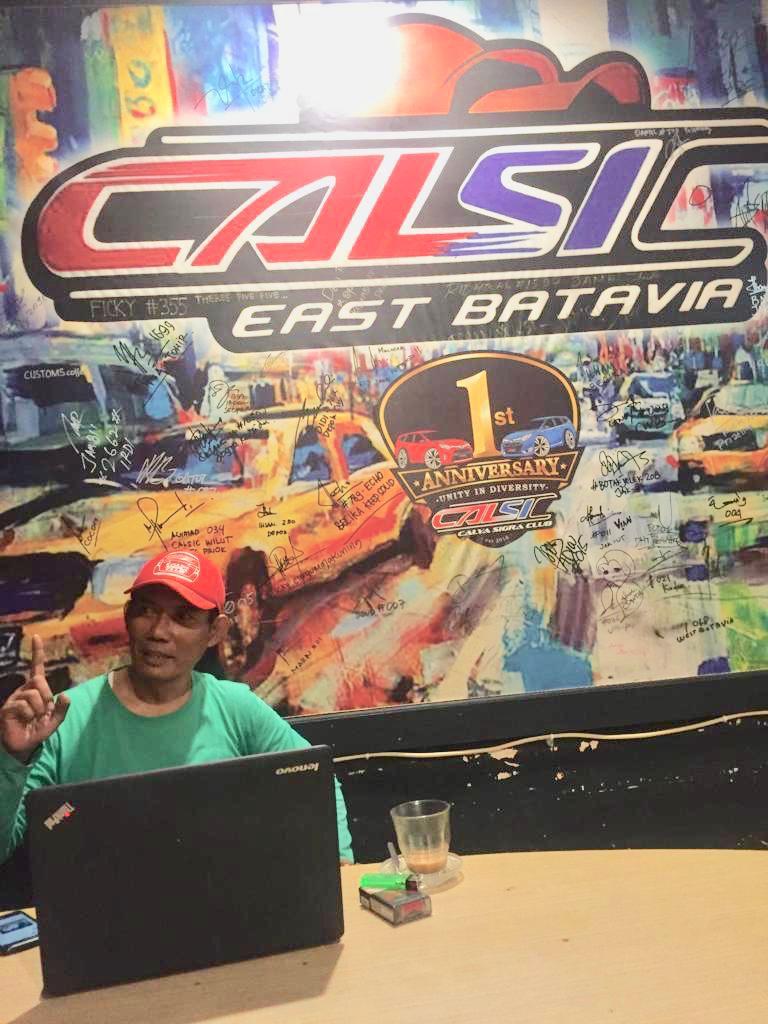 Perkumpulan Toyota Calya Dan Daihatsu Sigra Gelar East Meet West With Calsic