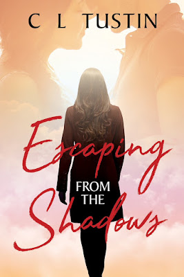 Escaping from the Shadows by C L Tustin cover