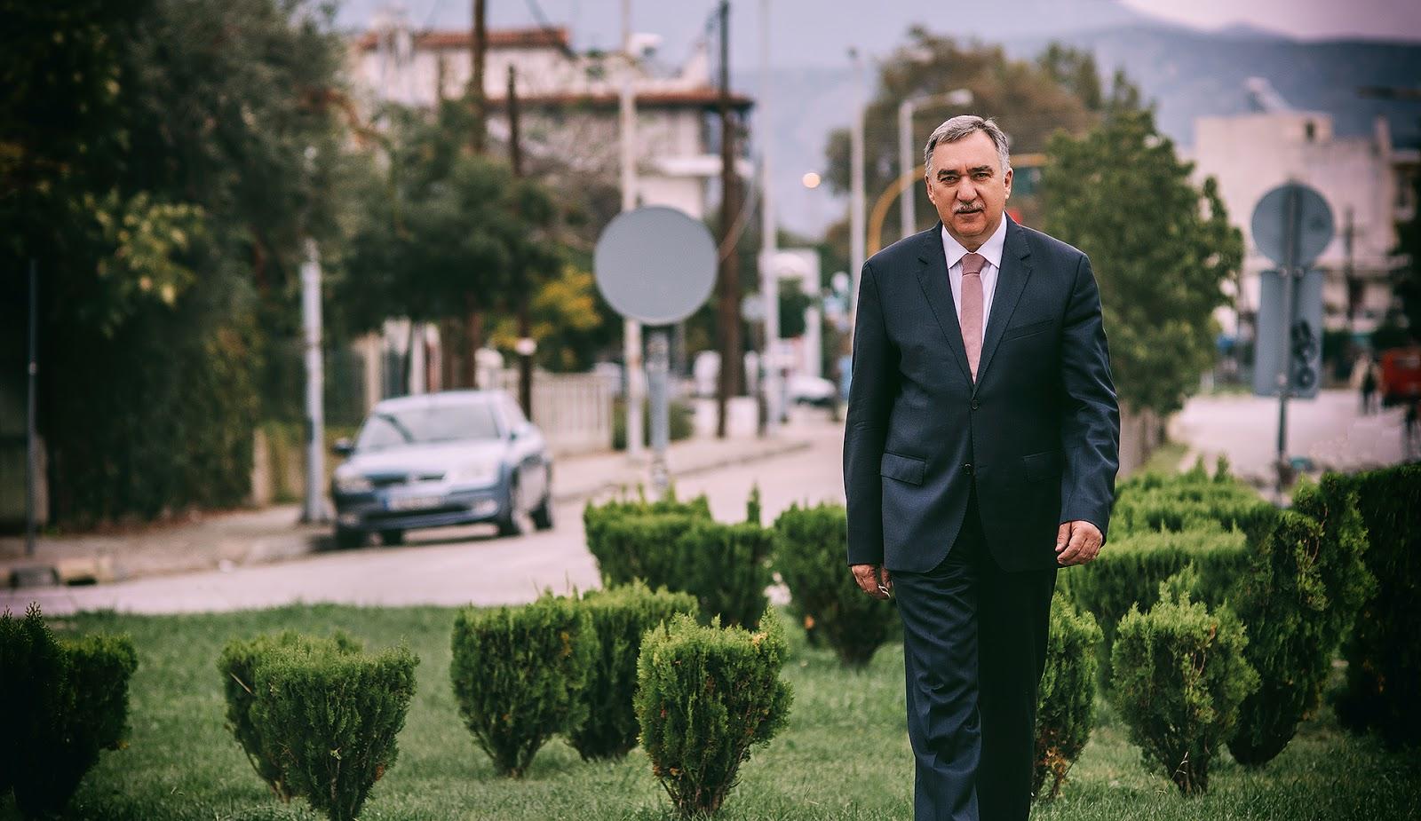 Τα θέματα που θα θέσει ο Θύμιος Καραΐσκος ως Δήμαρχος Λαμιέων - Καλύτερη  Λαμία