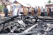 Pascakebakaran, Pemerintah Salurkan Bantuan untuk Pasantren Darussalam Aceh Selatan