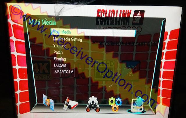 ECHQLINK HYPER 2000 NEW MODEL HD RECEIVER FLASH FILE