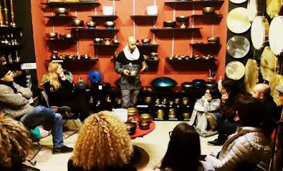 Sala RitualSound en Madrid