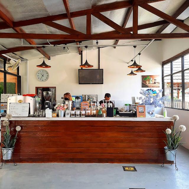 Menu di Jatuh Hati Cafe Sentul