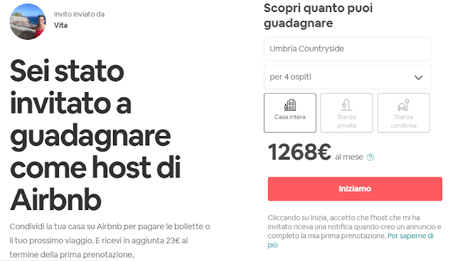 Airbnb come registrarsi