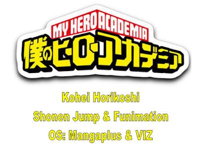 Tanggal Rilis Komik My Hero Academia Chapter 273