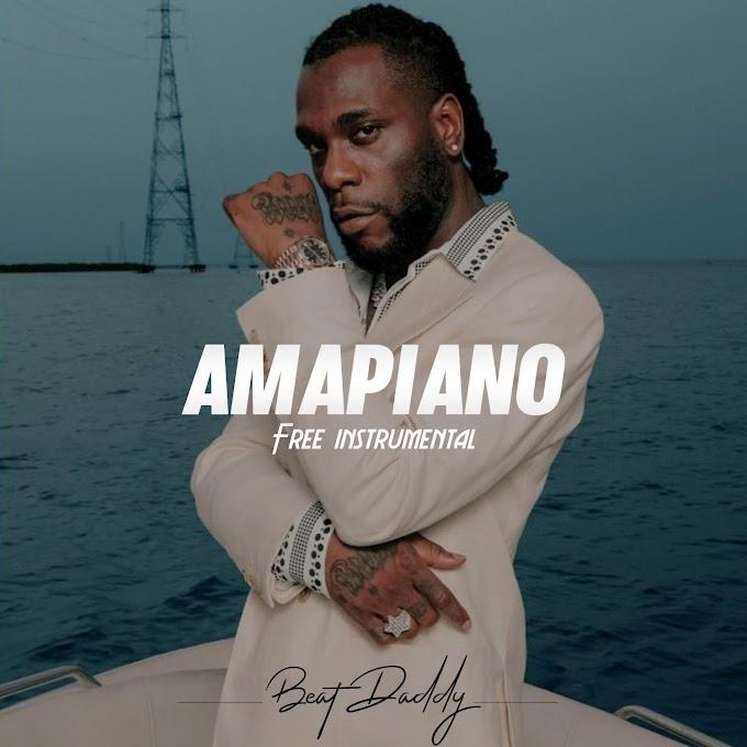 [DOWNLOAD FREE BEAT] Beat Daddy - Amapiano Free Instrumental