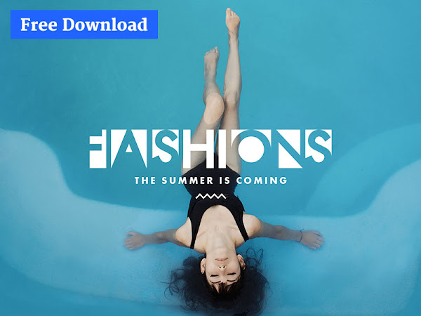 Download TheFox Fashion PSD Template Free