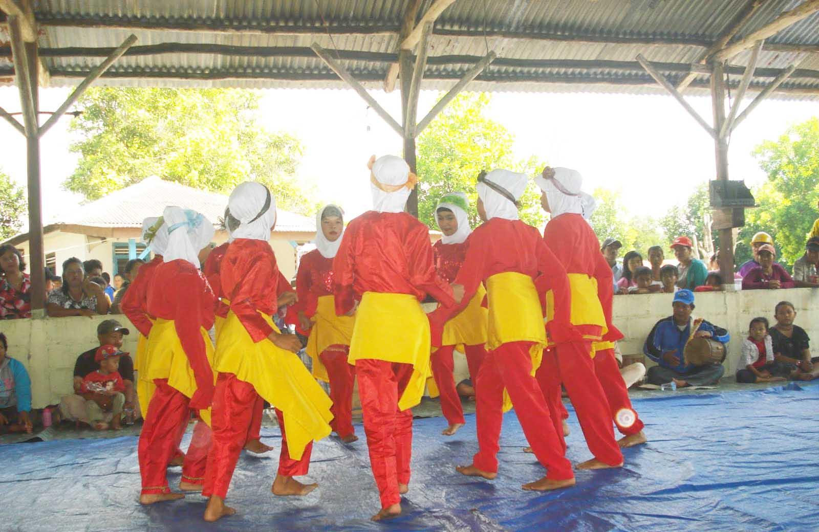 Tari Sepen, Tarian Tradisional Dari Kepulauan Bangka Belitung