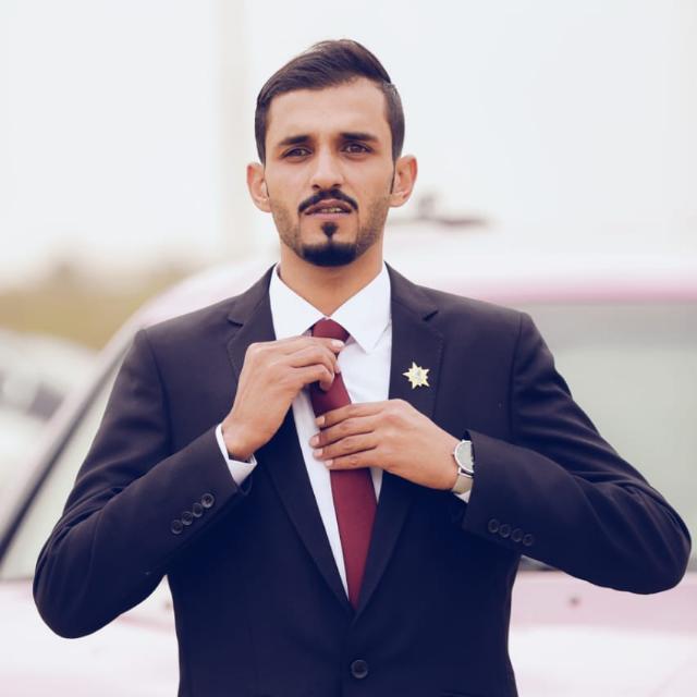 محمد العطين مبرووك الخطوبة