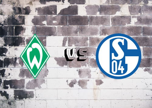 Werder Bremen vs Schalke 04  Resumen