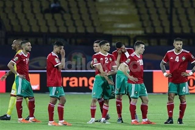 المغرب تغادر كاس الامم الافريقية امام بنين فى ركلات الترجيح فى دور ال 16