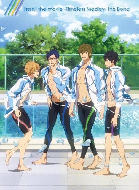 FREE! - Iwatobi Swim Club (Free! フリー!)