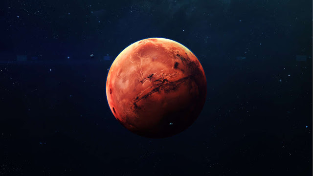 Mars Is Now The Closest To Earth It Will Be For Another 15 Years