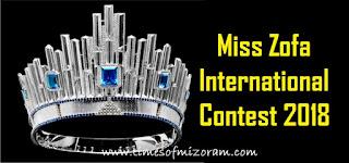 MISS ZOFA INTERNATIONAL 2018