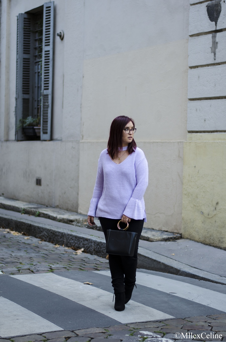 look pull choker automne primark blog mode beaute lifestyle lyon