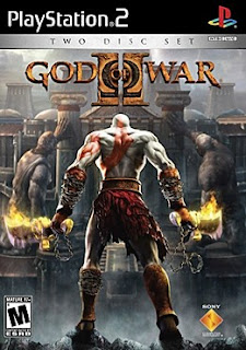 Download God of War II PS2 ISO