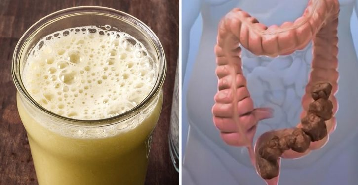 Powerful Juice Cleans Your Colon