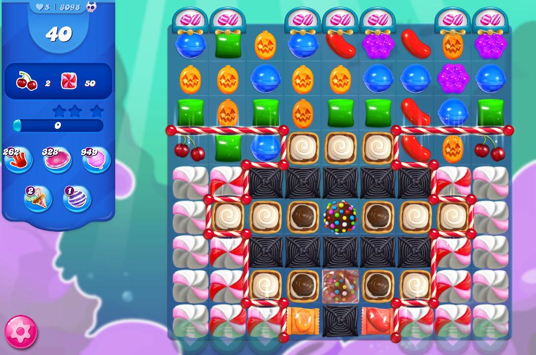 Candy Crush Saga level 8098